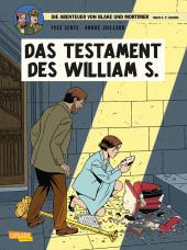 Blake und Mortimer (Die Abenteuer von) -21- Das Testament des William S.