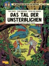 Blake und Mortimer (Die Abenteuer von) -23- Das Tal der Unsterblichen (Teil 2)