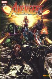Avengers (Marvel France - 2020) -10- Nativité stellaire