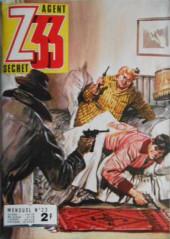 Z33 agent secret (Imperia) -23- Maudits espions