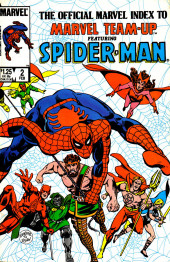 Official Marvel index to Marvel Team-Up (The) (1986)