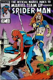 The official Marvel index to Marvel Team-Up (1986) -3- Issue # 3