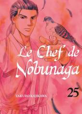 Le chef de Nobunaga -25- Tome 25