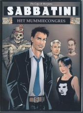 Sabbatini (en néerlandais) -1- Het mummiecongres