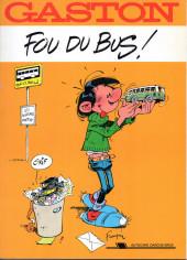 Gaston (Hors-série) -FB41- Fou du Bus - Autocars Darche-Gros