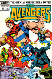 Official Marvel index to Avengers Vol.1 (The) (1987)