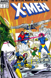 The official Marvel index to the X-Men (1987) -3- Issue # 3