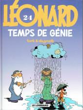 Léonard -24c2000- Temps de génie