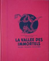 Blake et Mortimer (Les Aventures de) -INT7 TT- La vallée des immortels Intégrale