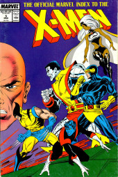 Official Marvel index to the X-Men (The) (1987)