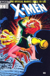 The official Marvel index to the X-Men (1987) -7- Issue # 7