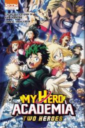 My Hero Academia -HS3- Two heroes
