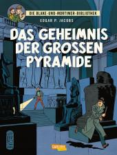 Blake und Mortimer (Die Abenteuer von) -INT BIBL- Das Geheimnis der großen Pyramide