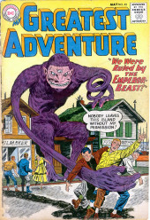 My greatest adventure Vol.1 (DC comics - 1955) -43- We Were Ruled by the Emperor-Beast!