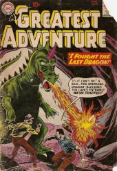My greatest adventure Vol.1 (DC comics - 1955) -49- I Fought the Last Dragon!