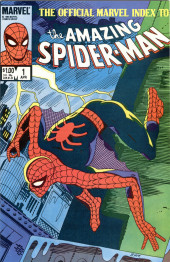 The official Marvel Index to Amazing Spider-Man (1985) -1- Issue # 1