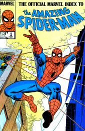 The official Marvel Index to Amazing Spider-Man (1985) -2- Issue # 2