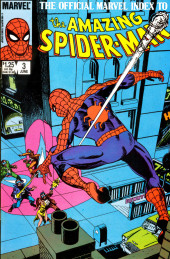 The official Marvel Index to Amazing Spider-Man (1985) -3- Issue # 3