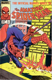 The official Marvel Index to Amazing Spider-Man (1985) -5- Issue # 5