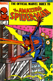 The official Marvel Index to Amazing Spider-Man (1985) -6- Issue # 6