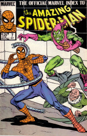 The official Marvel Index to Amazing Spider-Man (1985) -7- Issue # 7