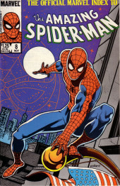 The official Marvel Index to Amazing Spider-Man (1985) -8- Issue # 8