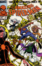 The official Marvel Index to Amazing Spider-Man (1985) -9- Issue # 9