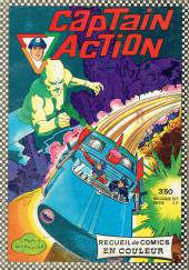 Captain Action -Rec01- Recueil N°48 (du n°1 au n°3)