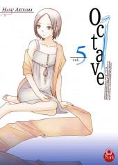 Octave (Akiyama) -5- Tome 5