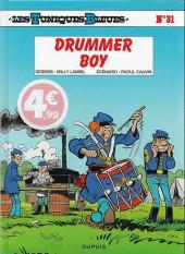 Les tuniques Bleues -31b2021- Drummer boy