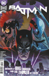 Batman Vol.3 (DC Comics - 2016) -105- Ghost Stories, Part Four