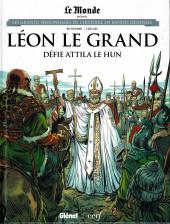Les grands Personnages de l'Histoire en bandes dessinées -50- Léon Le Grand