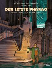 Blake und Mortimer (Die Abenteuer von) -HS03- Der letzte Pharao