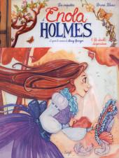 Les enquêtes d'Enola Holmes -1ES- Tome 1