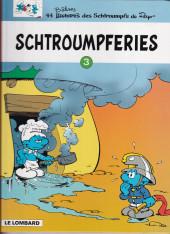 Les schtroumpfs - Schtroumpferies -3a2001- Schtroumferies - 3