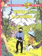 Tintin - Pastiches, parodies & pirates -27b2018- Tintin et la guinda