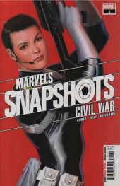 Marvels Snapshots (Marvel Comics - 2020) - Civil War: Marvels snapshots - The Program