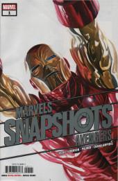 Marvels Snapshots (Marvel Comics - 2020) - Avengers: Marvels snapshots - Heart Rate