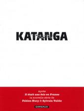 Katanga -1SP- Diamants