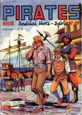 Pirates (Mon Journal) -10- ERIC Tête Folle : Le pirate fantôme