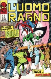 L'uomo Ragno V1 (Editoriale Corno - 1970)  -92- Un Uomo chiamato Bullit