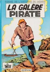 Les timour -18- La galère pirate