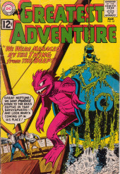 My greatest adventure Vol.1 (DC comics - 1955) -65- We Were Menaced by the Thing from the Deep!