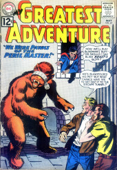 My greatest adventure Vol.1 (DC comics - 1955) -67- We Were Pawns of the Peril Master!