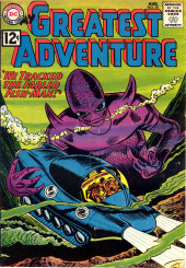 My greatest adventure Vol.1 (DC comics - 1955) -70- We Tracked the Fabled Fish-Man!