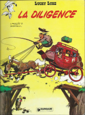 Lucky Luke -32d1980- La diligence