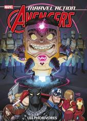 Marvel Action : Avengers -3- Les phobivores