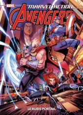 Marvel Action : Avengers -2- Le rubis portail