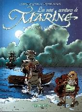 Marine (Les mini aventures de) -3- Escale à Pink Pig Bay