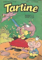 Tartine -32- Numéro 32